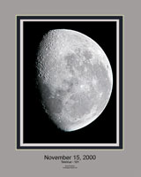 Moon 20 days past new