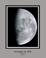 Moon 21 days past new
